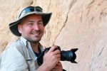 Mark Willis, archeologist and photographer