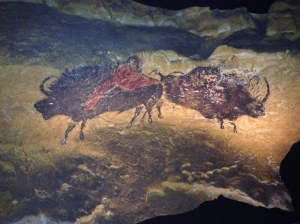 Room of the Bulls at Lascaux