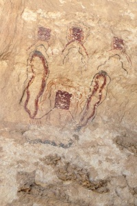 Rock Art in Black Cave