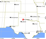 Quitaque  (Kitty-quay) is located in the Texas Panhandle.