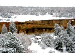 Mesa Verde in Winter