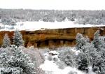 Mesa Verde in Winter
